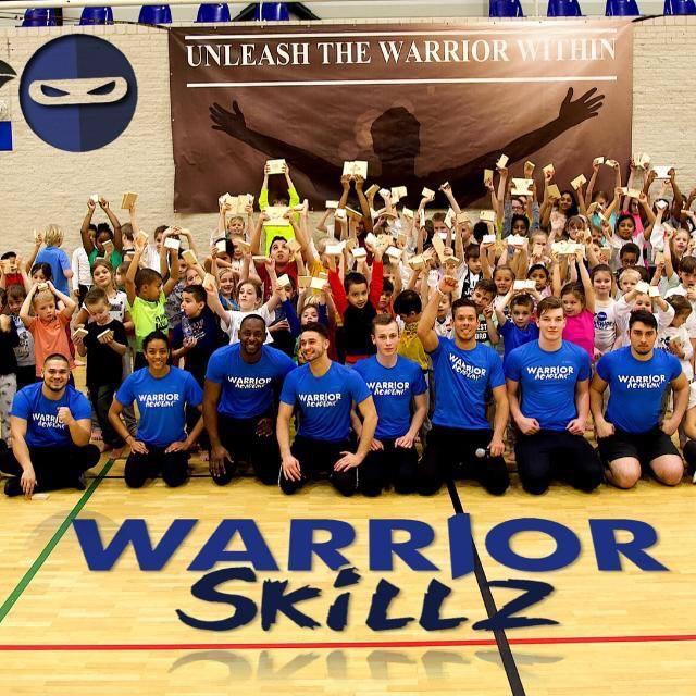 Uri Vergouw trainer bij Warrior Skillz